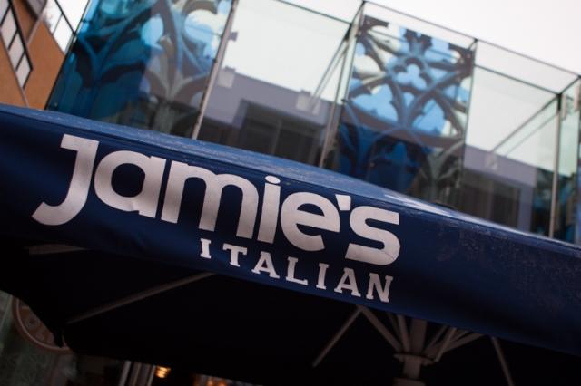 jamie's  Italian Exeter-192