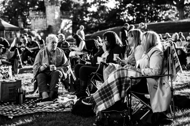 powderham castle open air cinema-6