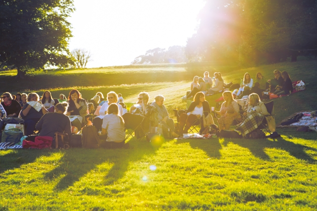 powderham castle open air cinema-7